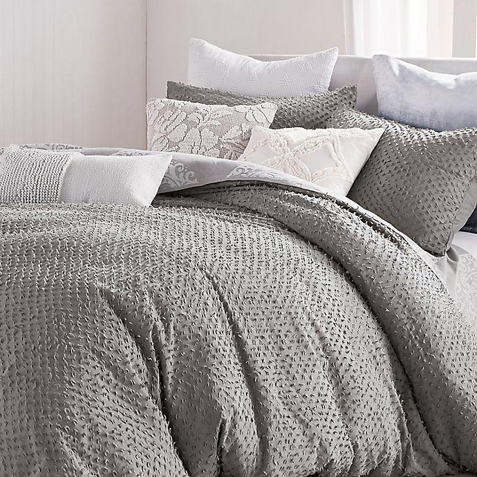 Alternate image 1 for Peri Home Dot Fringe Comforter Set