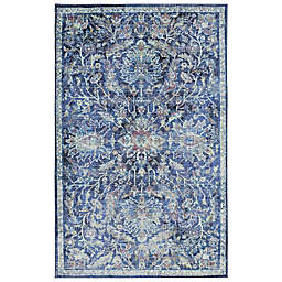 "Mohawk Home® 2' x 3'4"" Prismatic Elizabeth Accent Rug in Medium Blue"