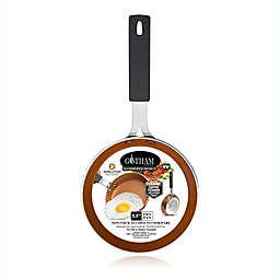 Gotham™ Steel Hammered Nonstick 5.5-Inch Aluminum Egg Pan in Copper