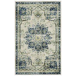 Mohawk Home® Prismatic Empearal 2' x 3'4 Accent Rug in Navy Multi