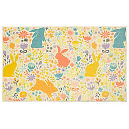 Mohawk Home® Prismatic Easter Silhouette Multicolor Accent Rug