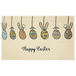 Mohawk Home® Prismatic Easter Ornaments Multicolor 2'6 x 4'2 Accent Rug