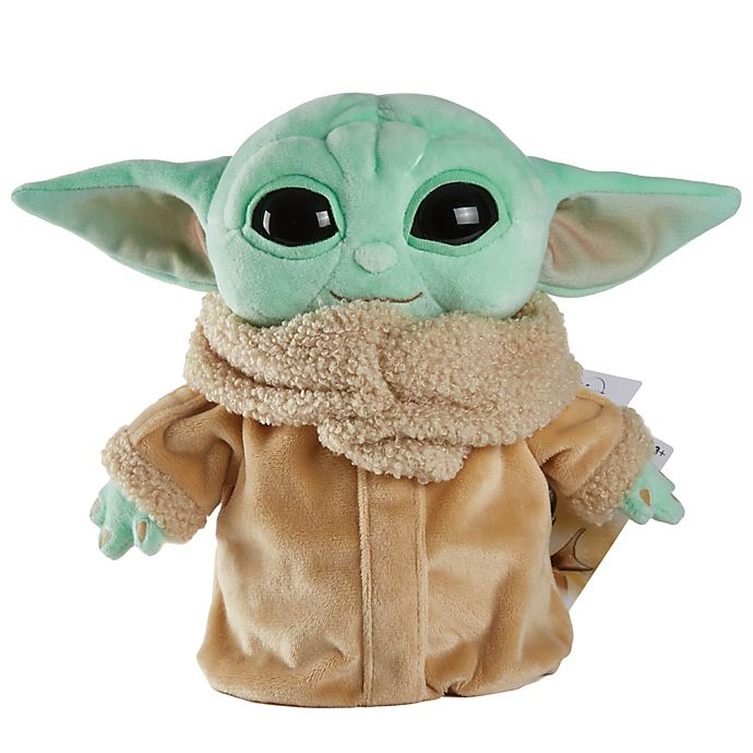 Alternate image 1 for Mattel® Star Wars™ The Child 11-Inch Plush Toy
