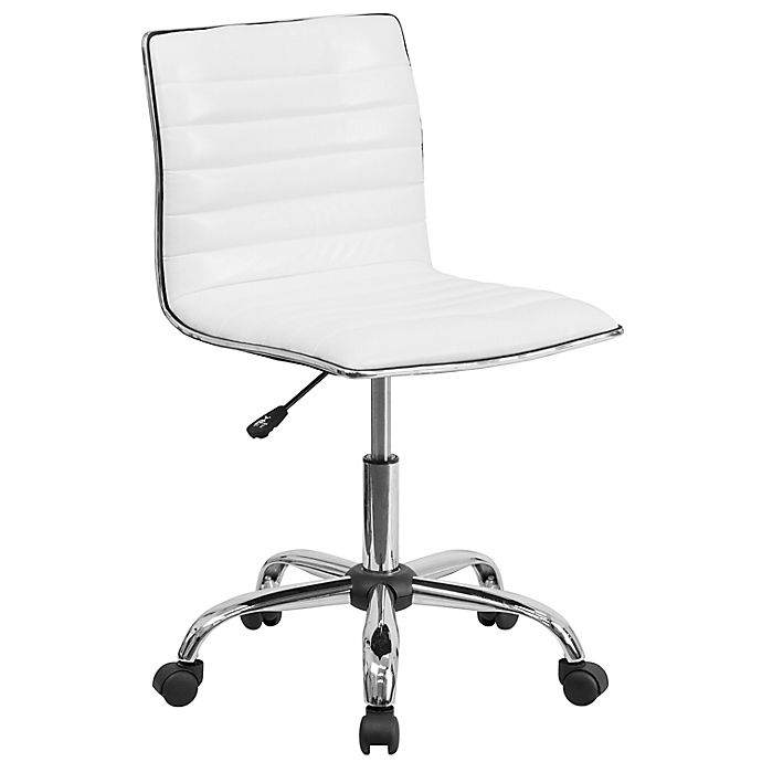 Alternate image 1 for Flash Furniture Low Back Armless Swivel Task Chair