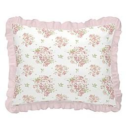 NoJo® Kimberly Grant Shabby Chic Pillow Sham in Pink