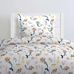 NoJo® Watercolor Mermaid Bedding Collection