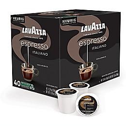 LavAzza® Espresso Italiano Coffee Keurig® K-Cup® Pods 40-Count