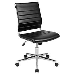 Flash Furniture Mid-Back Armless Swivel Office Chair