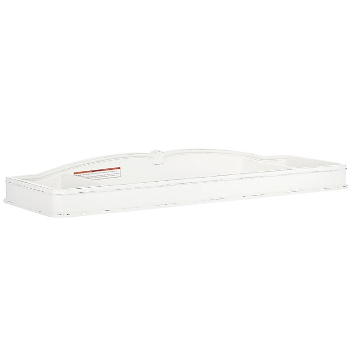 Alternate image 1 for evolur Signature Belle Convertible Changing Tray in White