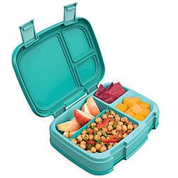 bentgo® 39.8 oz. Fresh Box Portable Lunch Box in Aqua