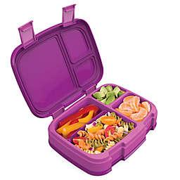 bentgo® 39.8 oz. Fresh Box Portable Lunch Box in Purple