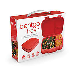 bentgo® 39.8 oz. Fresh Box Portable Lunch Box in Red