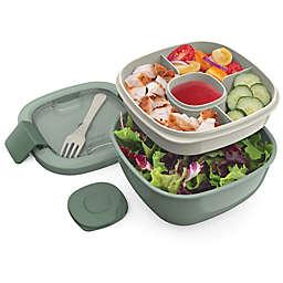 bentgo® 54 oz. Salad Container in Khaki Green