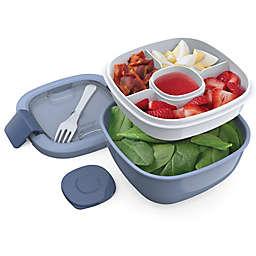 bentgo® 54 oz. Salad Container in Slate