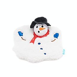 BARK Gnawty or Nice Frosty's Meltdown Snowman Dog Toy