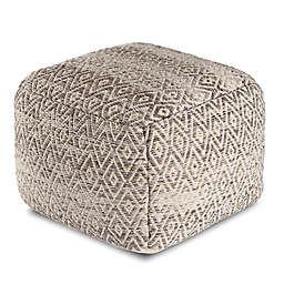 Anji Mountain® Cherokee Style Pouf Ottoman