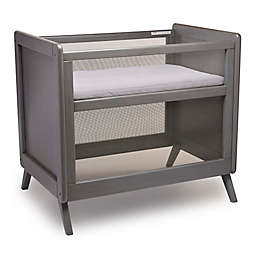 BreathableBaby® Mesh Mini Crib with Mattress