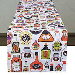 DII® Poison Print Halloween Table Runner