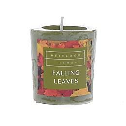 Heirloom Home Falling Leaves 1.75 oz. Votive Candle