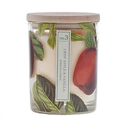 Bee & Willow™ Home Crisp Apple and Vanilla 15 oz. Jar Candle