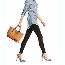 No Nonense® Lipstick Blackout Legging in Black