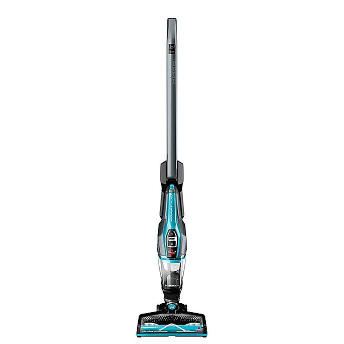 Alternate image 1 for BISSELL® Adapt™ Ion 2-in-1 Pet Cordless Vacuum in Black/Aqua