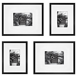 O&O by Olivia & Oliver™ Oversized Metal Picture Frame Set in Black