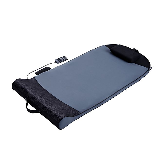 Alternate image 1 for HoMedics® Body Flex Air Compression Mat with Heat