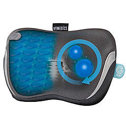 HoMedics® Gentle Touch Gel Cordless Massager with Heat in Grey