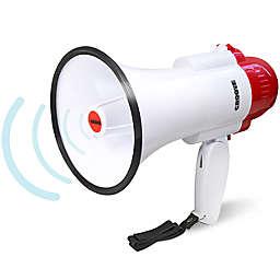 NESSTOY® Croove Portable 30-Watt Megaphone with Siren