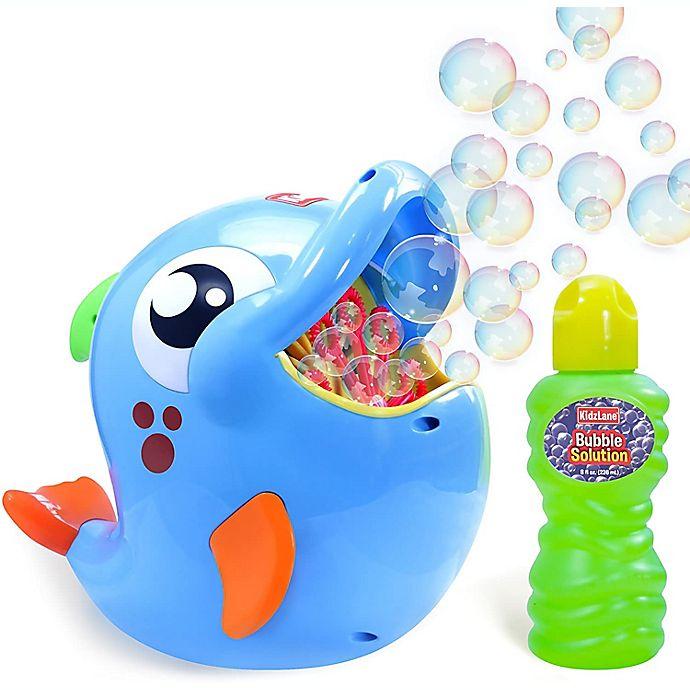 Alternate image 1 for KidzLane Auto Bubbler Bubble Machine in Blue
