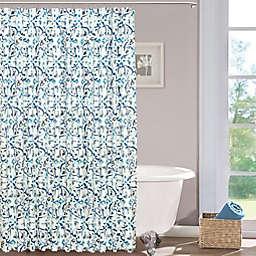 Sloane Street Antalya 100% Cotton Shower Curtain