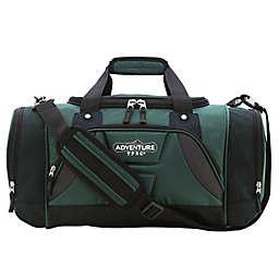 Traveler's Club® Adventurer II 28-Inch Rolling Weekender Duffle Bag