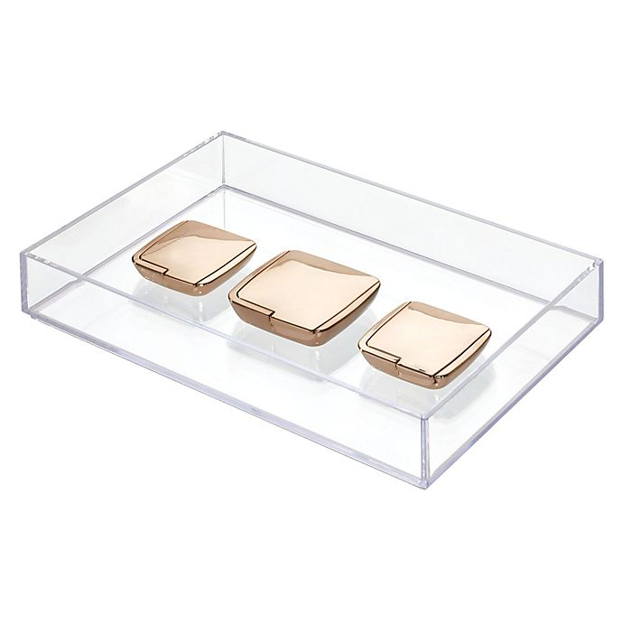 Alternate image 1 for iDesign™ Cosmetic 8 inch x 12 inch Organizer
