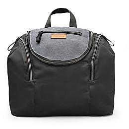Goldbug™ 6-in-1 Diaper Backpack & Travel Organizer in Black