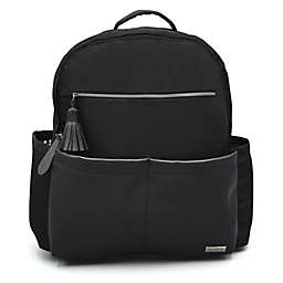 Goldbug All Access Diaper Backpack in Black