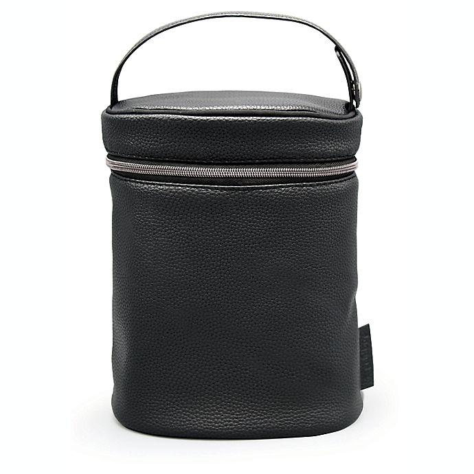 Alternate image 1 for goldbug™ Portable Bottle Bag in Black