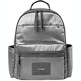 SKIP*HOP® Skyler Diaper Backpack in Grey