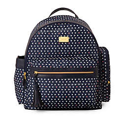 carter's® Handle It All Backpack Diaper Bag in Heart Print