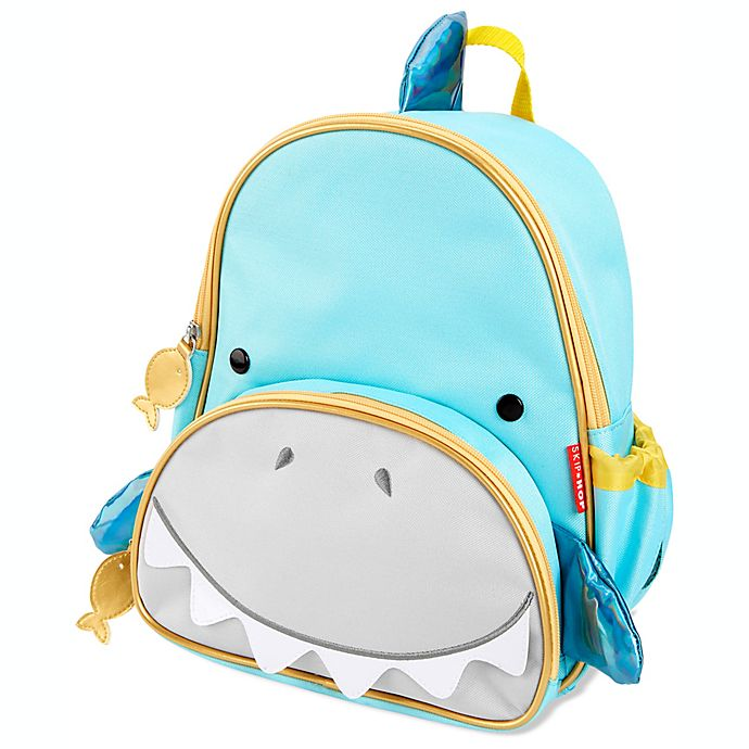Alternate image 1 for SKIP*HOP® Shark Zoo Backpack