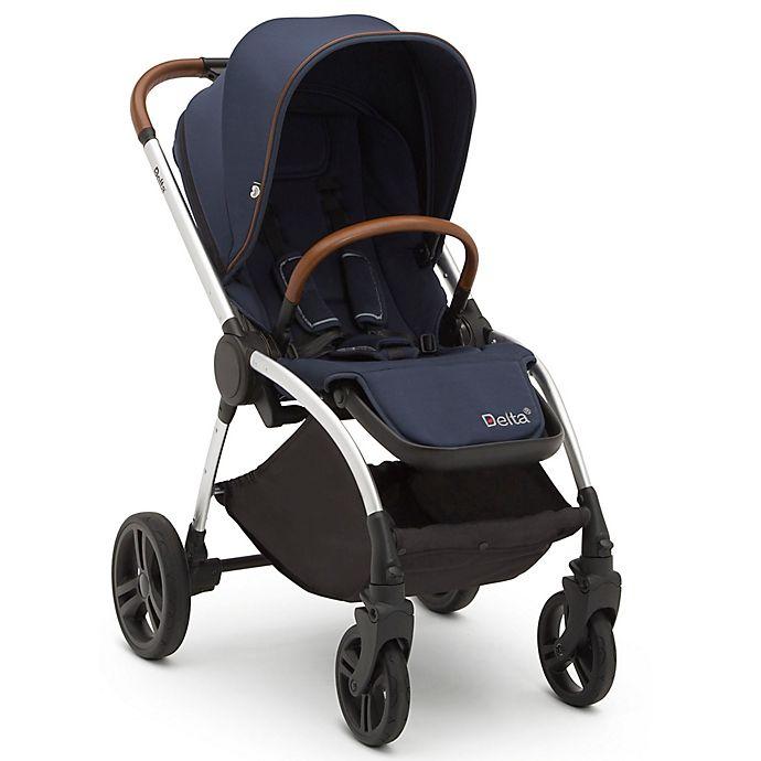 Alternate image 1 for Delta Children Revolve Reversible Stroller