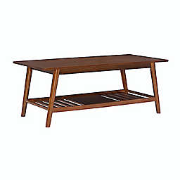 Charlotte Coffee Table in Brown