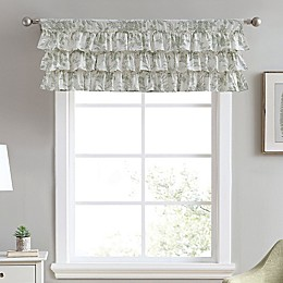 Natalie Ruffled Pole Top Valance