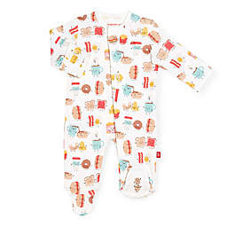 Magnetic Me® by Magnificent Baby Better Together Organic Cotton Magnetic Footie