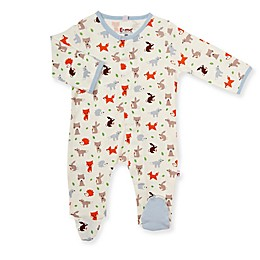 E=MC2 Origami Critters Magnetic Footie in Off White