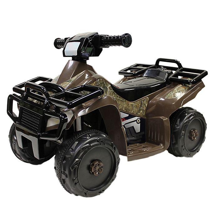 Alternate image 1 for Honda 6-Volt Camouflage ATV