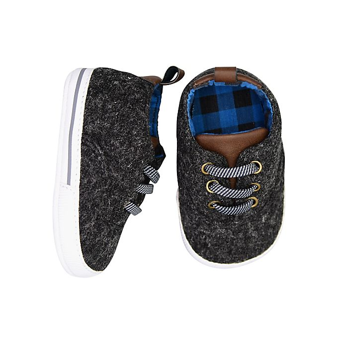Alternate image 1 for On the Goldbug™ Wooly Low Top Sneaker in Grey