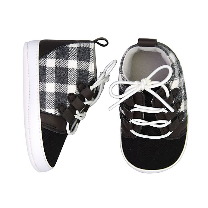 Alternate image 1 for On the Goldbug™ Plaid High Top Sneaker