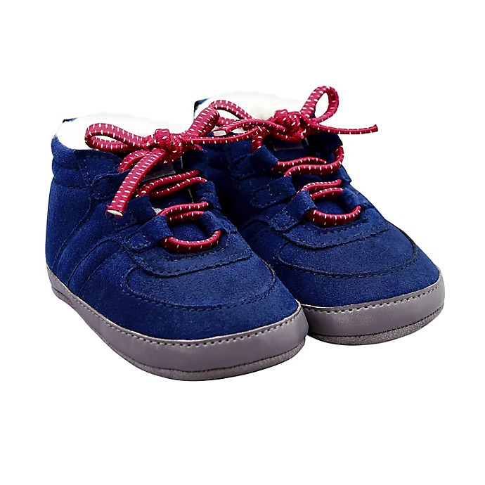 Alternate image 1 for On the Goldbug™ Hiker Boot in Blue