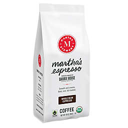 Martha Stewart 10 oz. Martha's Espresso Whole Bean Coffee